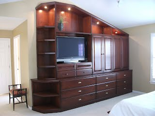 Custom Made Wood Furniture-New Jersey