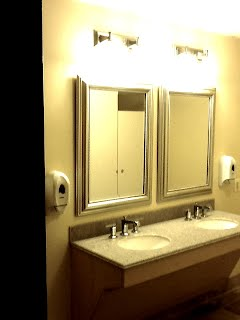 ada double vanity in nursing home